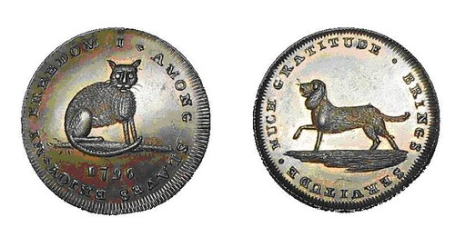 Conder Token Cat Dog