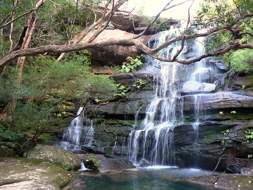 Kariong Brook Waterfall
