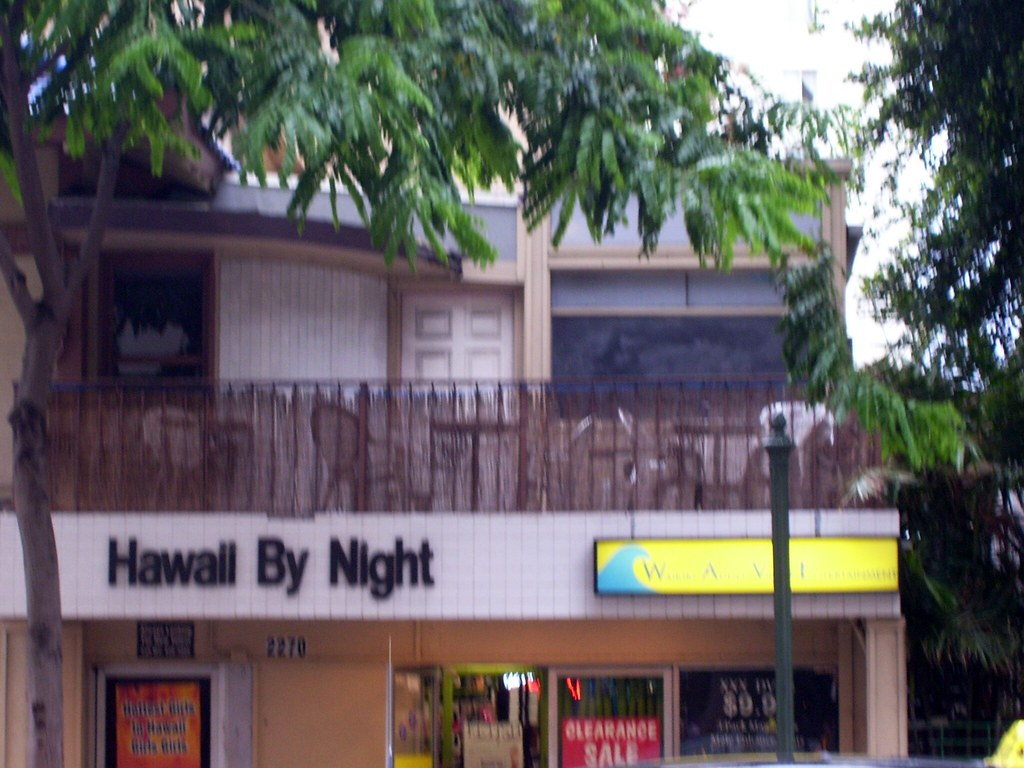 Honolulu Strip Clubs