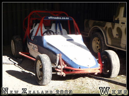Off Road NZ, Sprint Car