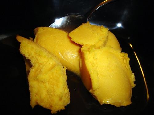 Haagen Daz Mango Sorbet