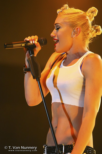 No Doubt performing live at the Shoreline Amphitheater in Mountain View, California. by TVN