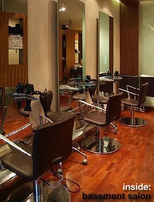 Basement Salon Shangri la Ortigas Philippines