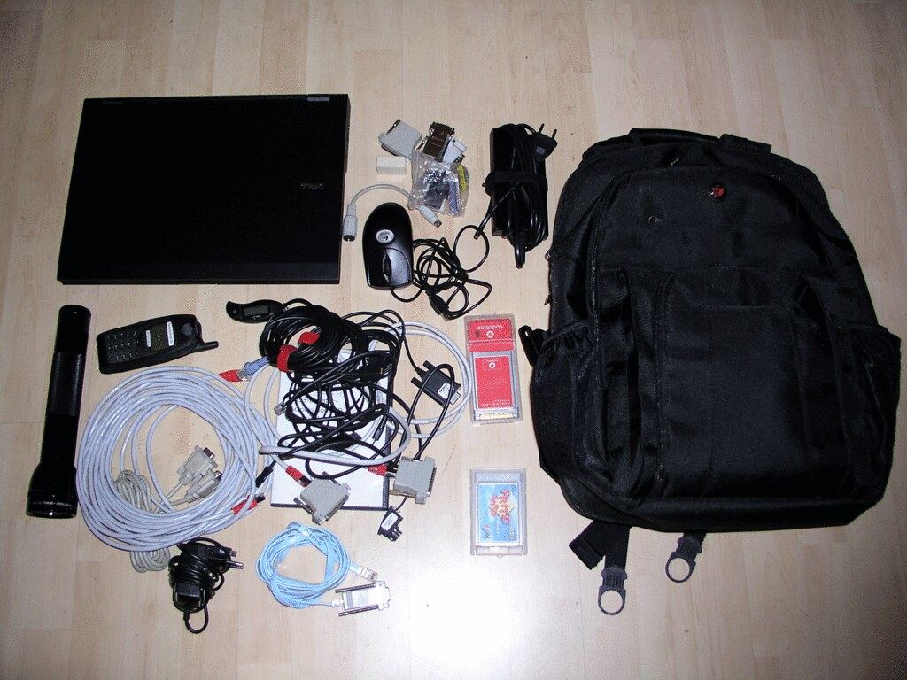 whats in my Admin-Survival Bag