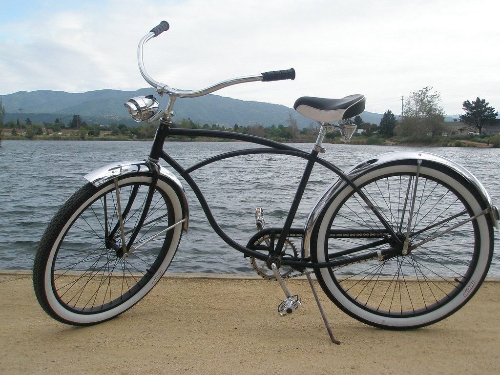 SCHWINN BICYCLE GRIPS : BICYCLE GRIPS - 6 BIKE STAND