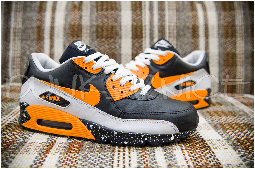 Air Max 90 Customs(Done by me)