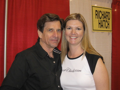 Dirk Benedict and I
