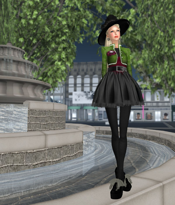 TDR Stylish Contest Winner! Samie Flux