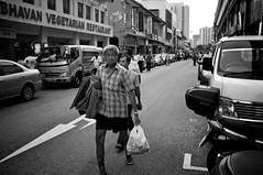 (osocan is away) Tags: street bw singapore finepix fujifilm littleindia x100 osocan