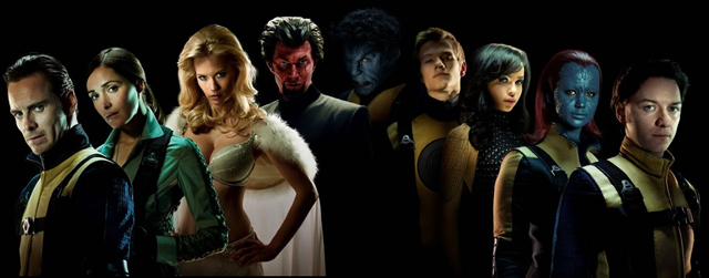 X-Men - First Class