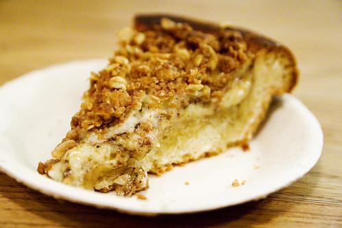 cinnamon bun pie?