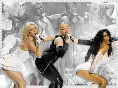 91.VMA 2003 [Jhess Armburo] (Brayan E. Old Flickr) Tags: 2003 photoshop photoshoot spears christina madonna gift britney diseo xtina regalo esteban aguilera grafico vma ciccone brayan jhess armburo