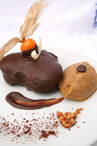 DBers: Chocolate Valentino & Glace Café-Cardamome -