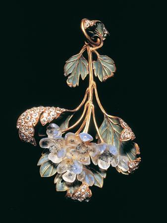 Rene Jules Lalique (1860-1945) Украшения. 16675