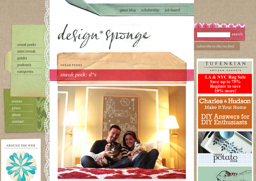 Design * Sponge screenshot