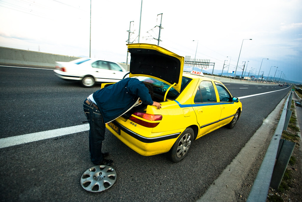 Flat Taxi
