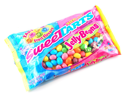 Tart Jelly Beans You know, mv01 was right about these warhead jelly ...