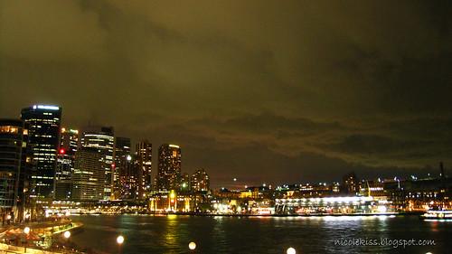 sydney harbour front_wide