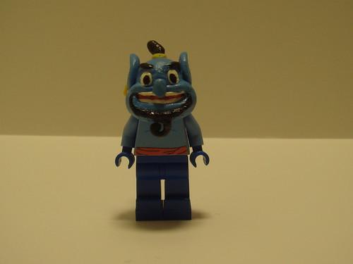 Disney Minifig Aladdin Genie