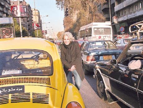 كاميليا جبران في القاهرة