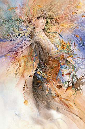 Dryad by Helena Nelson-Reed