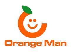 """""""My logo"""" """"Oragne Man"""""""