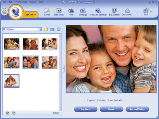 webcam software 3.0