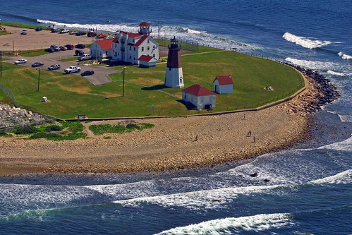 the point judith light house