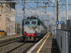 Roma-Firenze (46) (francescovinci58) Tags: roma italia ferrovia treni etr ralways settebagni