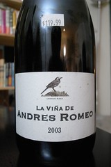 2003 La Viña de Andres Romeo Rioja