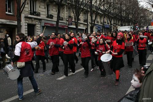 Tambours à Paris