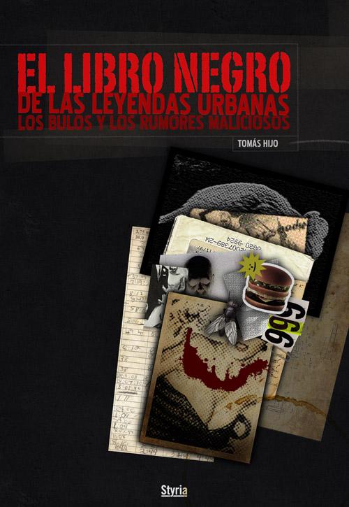 El libro negro de las leyendas urbanas