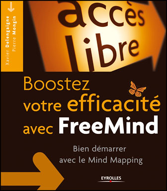 Couverture Boostez votre efficacité avec Freemind