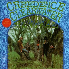 CCR debut album cover