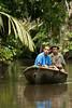 Tortuguero river (Gerwin Filius) Tags: river boot boat costarica jungle tortuguero baobab rivier 2guys canon70200mm canon400d canonef70200mmf4lisusm cañoblanco 2gasten