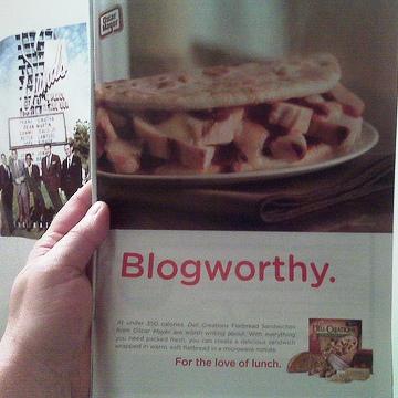 Blogworthy!