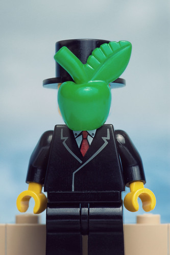 The Son of Man lego minifig