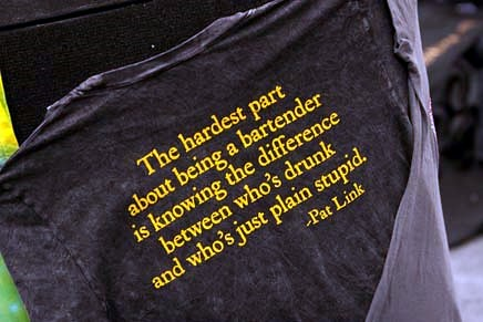 True Words Tee Shirt