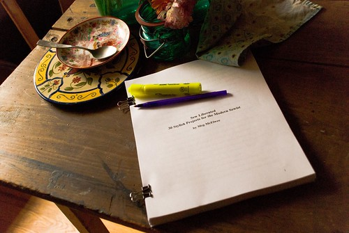 the manuscript is done!