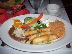 El Conquistador-my meal, taquitos