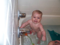 Standing in the bath! (Ludeman99) Tags: eowynlouisebitner