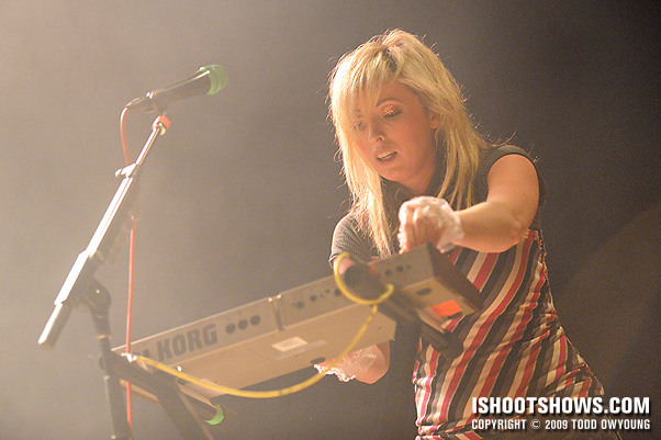 The Ting Tings @ the Pageant