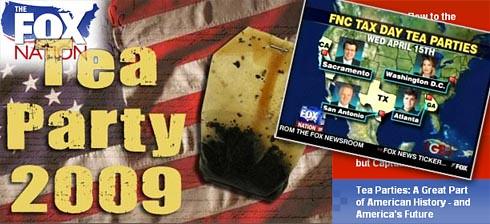 Fox News Tea Party