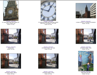 Gallery of full-resolution Ricoh CX1 sample photos at DigiCamReview