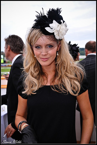 Derby Day - Randwick - Emirates Tent - Sophie falkiner