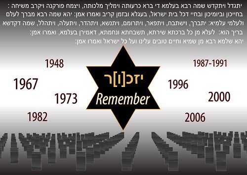 Yom Hazikaron 5769