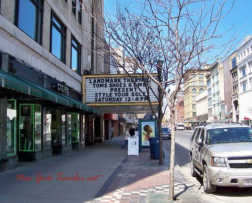 Landmark Theatre Exterior