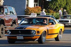 FORD MUSTANG BOSS 302 (Navymailman) Tags: show california park ford car berry farm forever mustang fabulous 2009 fords knotts fff buena fabulousfordsforever