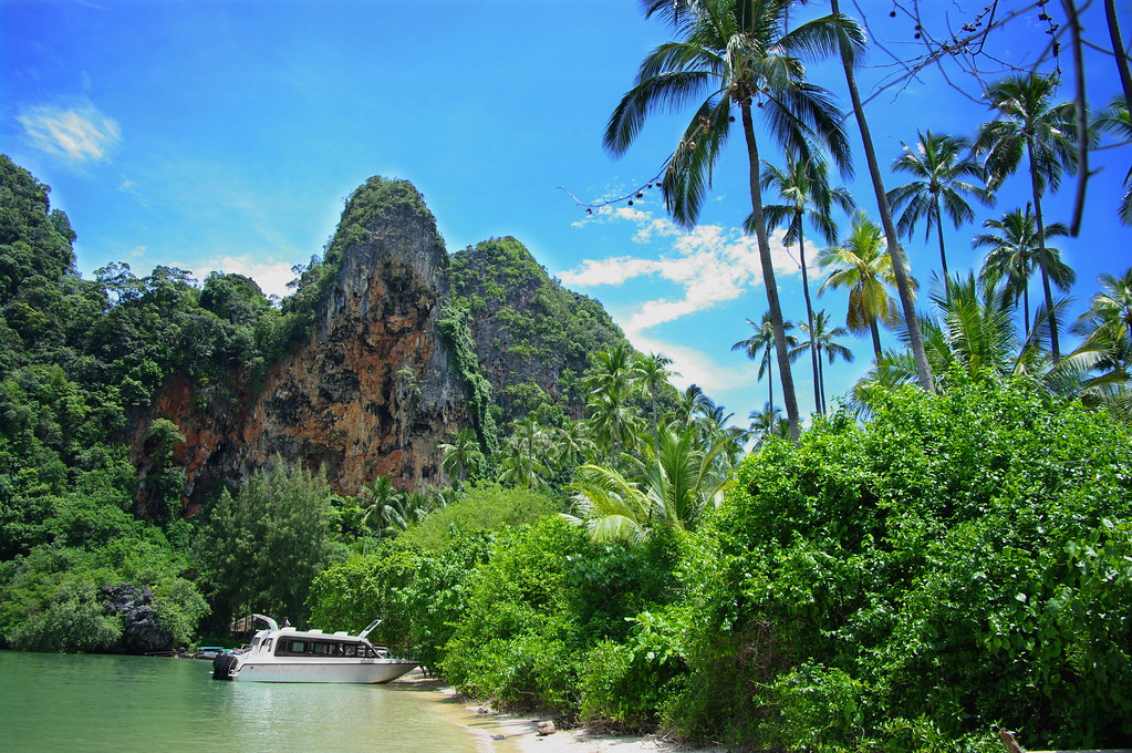 West Railay Beach