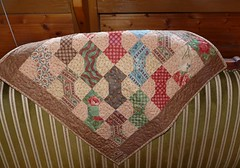 bow tie little quilt